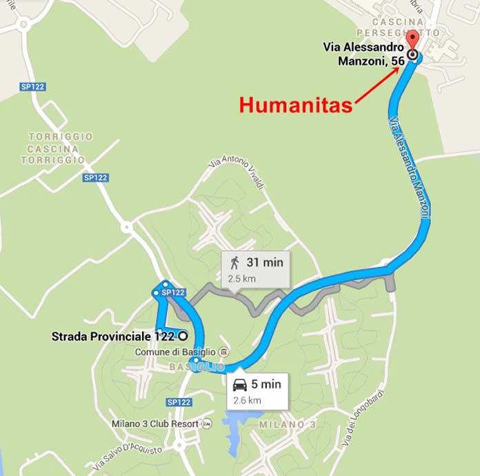 Come arrivare nel Comune di Rozzano (Milano): tutte le ...